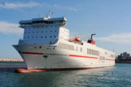 VESSEL FERRY RO-RO PROJECTS C509/510